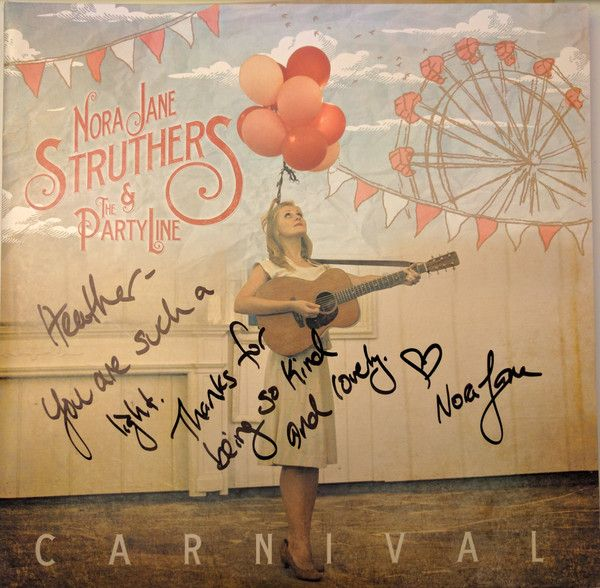 Nora Jane Struthers & The Party Line - Carnival (Vinyl, LP, LP, Album) at Discogs