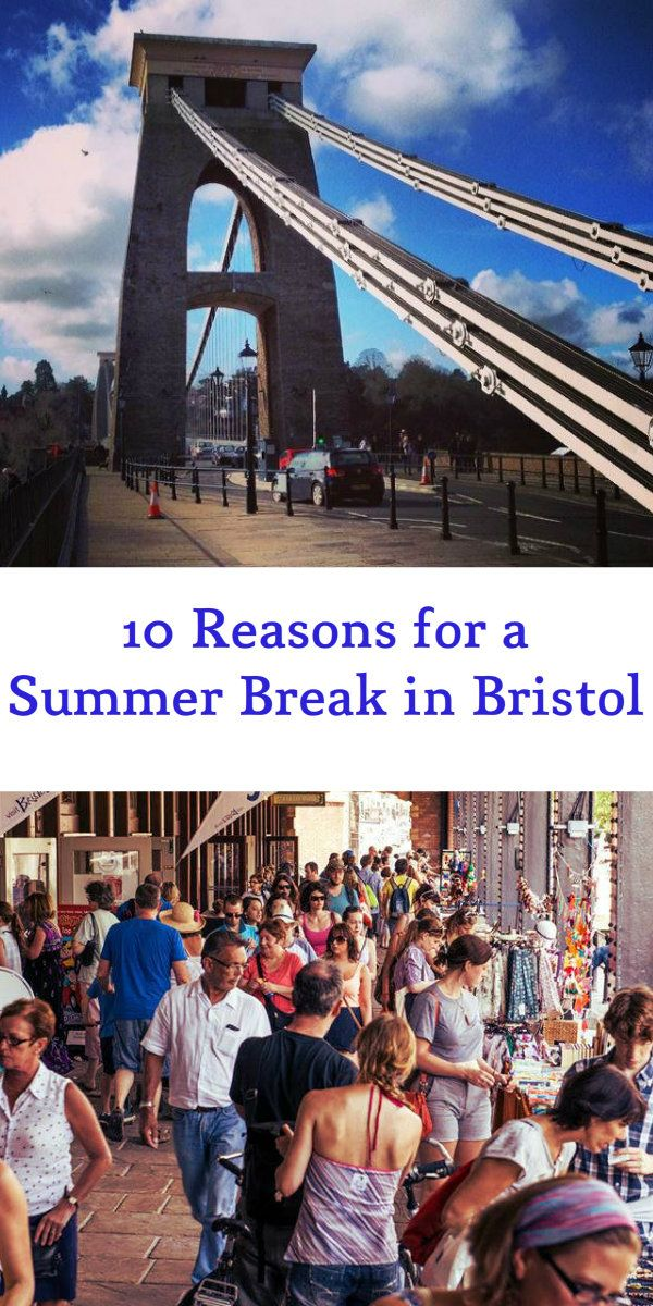 Take a water taxi along the river and gaze at the beautiful multi-coloured houses on the river bank, and explore one of Britain's most photogenic cities, and discover these hidden delights Bristol has to offer handpicked by Universityrooms.com  #bristol #blog #summer #holiday #family