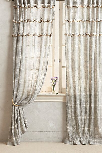 Pretty Tassel Curtains Http Rstyle Me N Qjejrnyg6 Tan