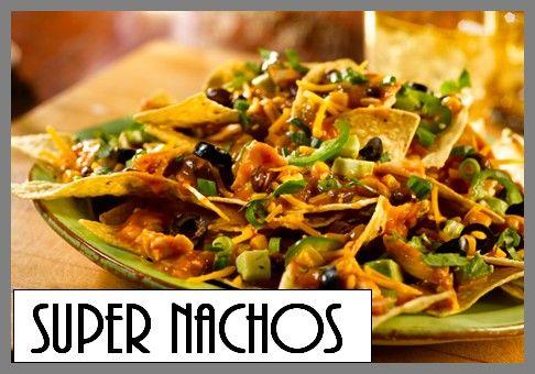Party Food Idea – Super Nachos