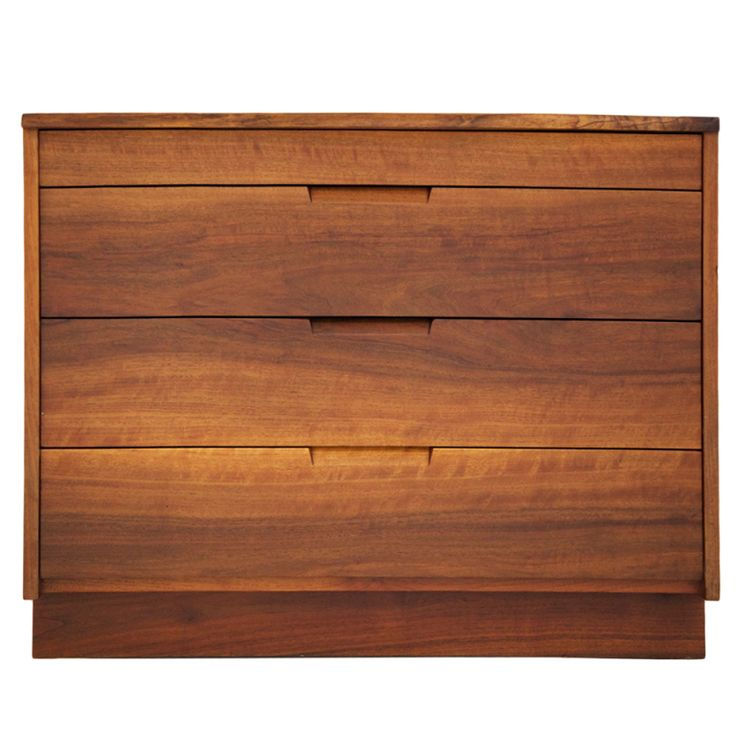 George Nakashima Dresser | From a unique collection of antique and modern dressers at http://www.1stdibs.com/storage-case-pieces/dressers/