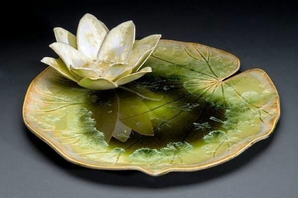 Handbuilt Pottery Plates