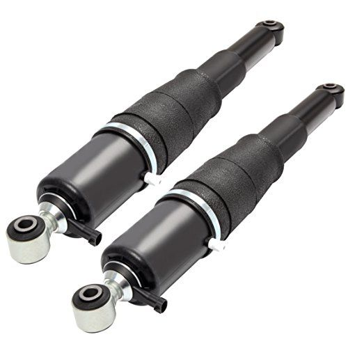 ECCPP Air Shock Absorber Suspension Strut Airmatic for 2000-2011 GMC Yukon Qty(2)  Reference OE/OEM number: 22187156 ,25979393, 25979394 ,25979391 ,1575626  Fit for: Rear Air Suspension for 2000-2011 Cadillac Escalade Avalanche  Fit for: Rear Air Suspension for 2000-2011 GMC Yukon  Good products - Nice Replacement for Air Suspension  Excellent - Fairly Easy To Install