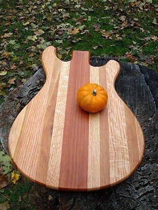 Láser personalizado grabado guitarra madera corte por tauntongreen