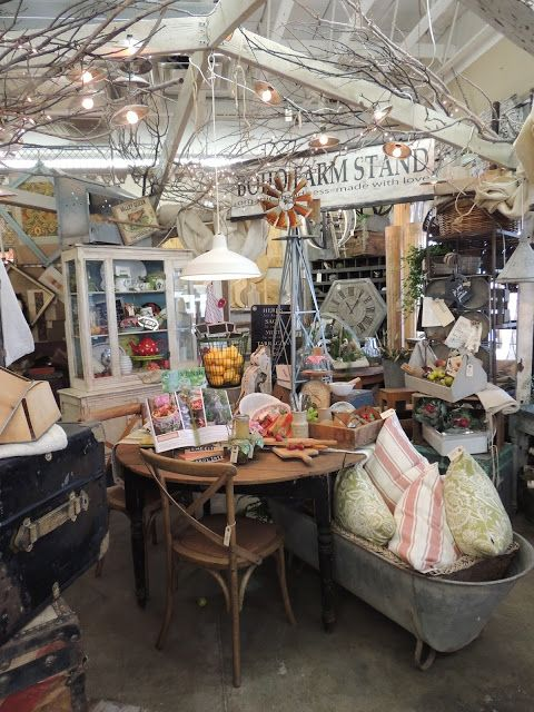 675 Best Images About Flea Market Display Ideas On