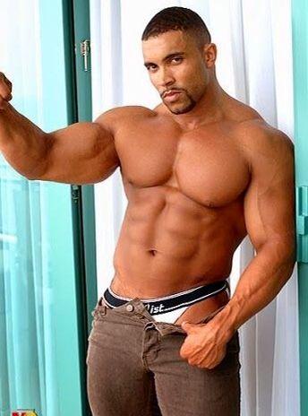 Black Erotic Male Gif