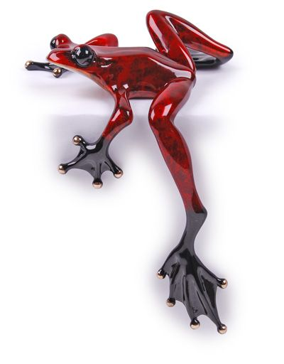 """Tim Cotterill """"Frogman"""" I just love these little guys and I don't know why...."""