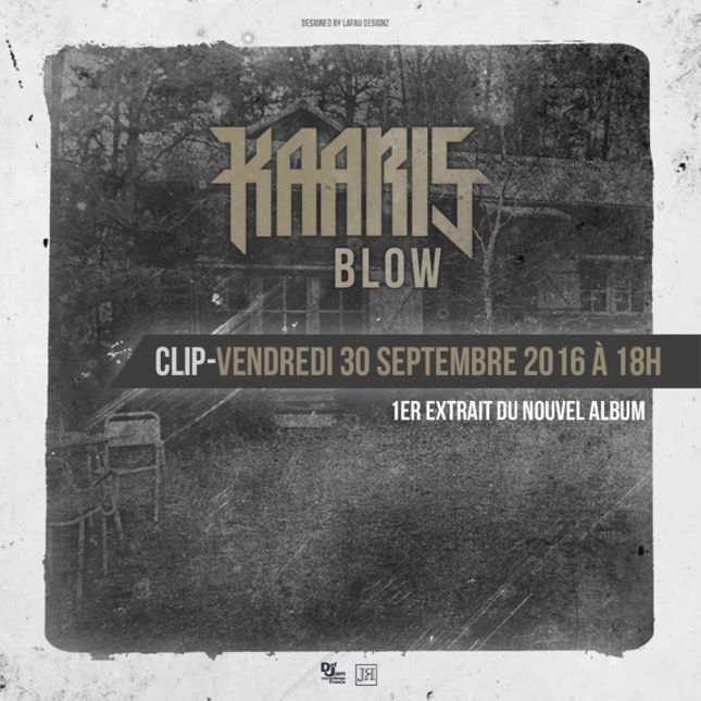 """Découvrez le nouveau clip de Kaaris """" Blow """" http://xfru.it/E7Rerx"""