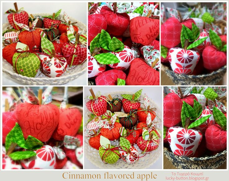 Αρωματικά μήλα γούρια, Lucky apple
