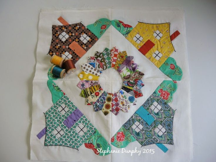 1000 Images About House Quilts On Pinterest Quilt Art