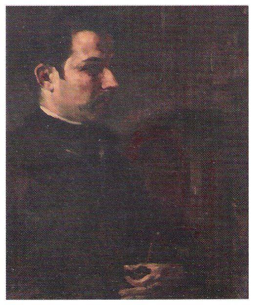 1924  Óleo sobre tela (61 x 50 cm)