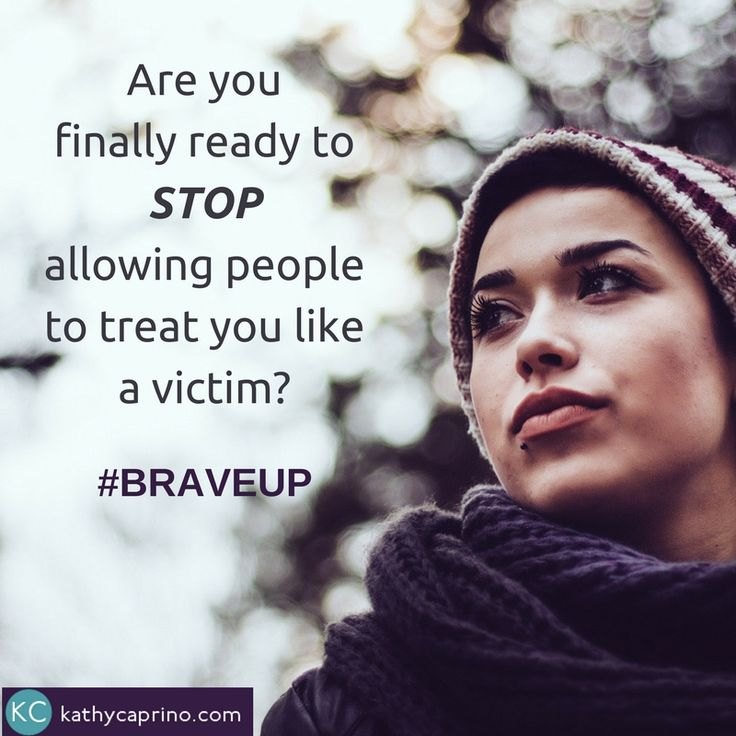 Are you ready to be stronger? #BraveUp - kathycaprino.com
