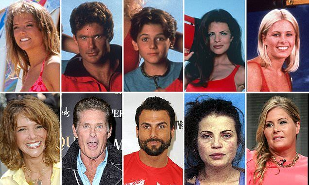 Whatever happened to the stars of Baywatch?