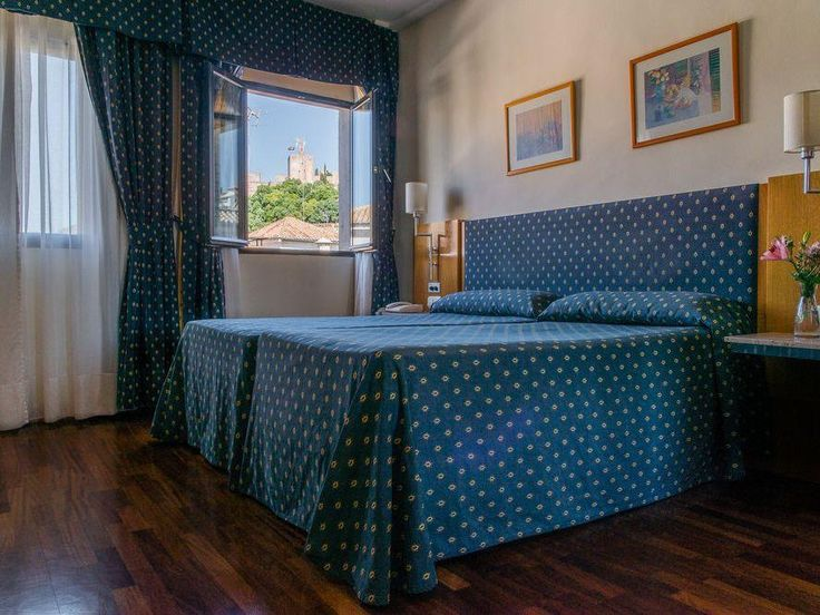 Granada Hotel Inglaterra Spain, Europe Hotel Inglaterra is perfectly located for both business and leisure guests in Granada. Offering a variety of facilities and services, the hotel provides all you need for a good night's sleep. Free Wi-Fi in all rooms, Wi-Fi in public areas, car park, room service, airport transfer are just some of the facilities on offer. Guestrooms are fitted with all the amenities you need for a good night's sleep. In some of the rooms, guests can find t...