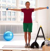 How to tone your upper arms (video and step-by-step)