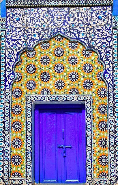 Padronagens na cultura islamica