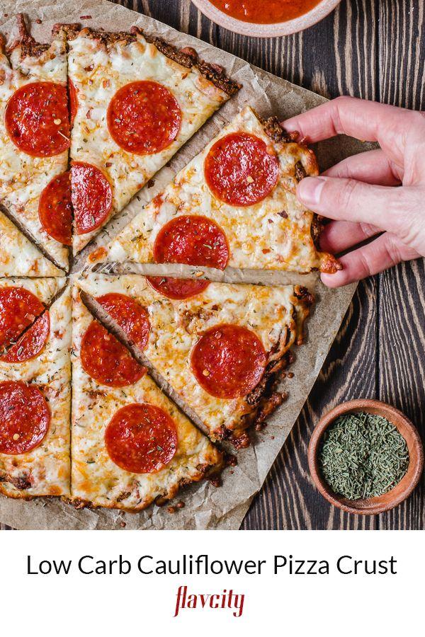 Cauliflower Pizza Crust Recipe Cauliflower Pizza Crust Recipe