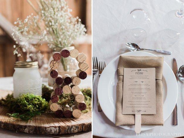 Les 25 meilleures id es de la cat gorie mariages rustiques for Decoration 31 decembre