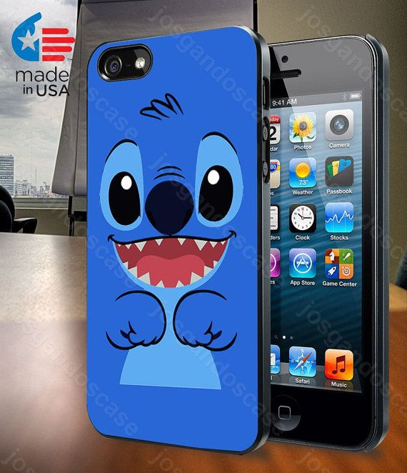 Stitch for iPhone 4/4S 5/5S and Samsung Galaxy by josgandoscase, $14.79