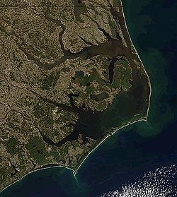 The Outerbanks of North Carolina