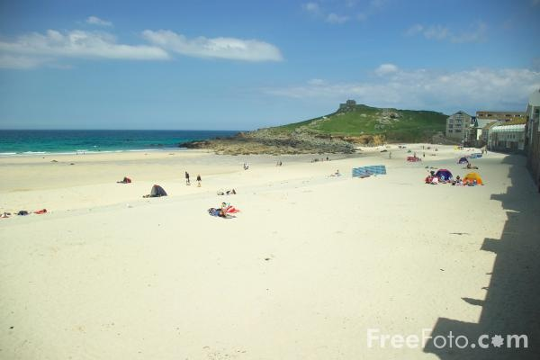 Porthmeor Beach, St Ives Cornwall. So many hours spent in the sea waiting for that one wave !!!