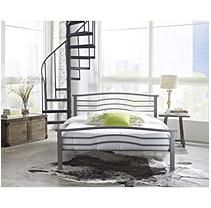 Prescott Metal Platform Bed - Full