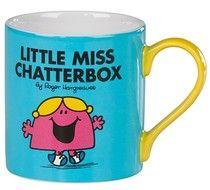 NEW Little Miss Chatterbox Mug