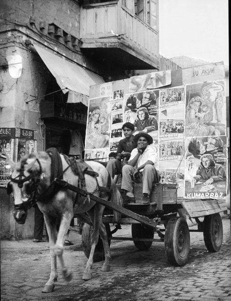 bir zamanlar İstanbul'da reklamcı olma keyfi... F: Yıldız Moran tarafından çekilmiştir... #istanlook