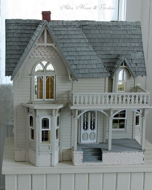 1000 Images About Miniature Real Estate On Pinterest