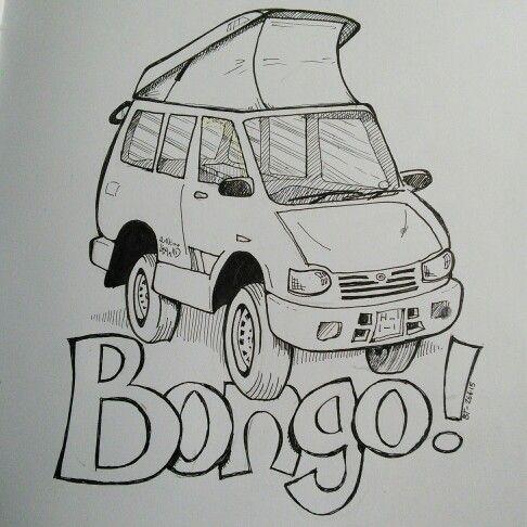 Mazda Bongo....