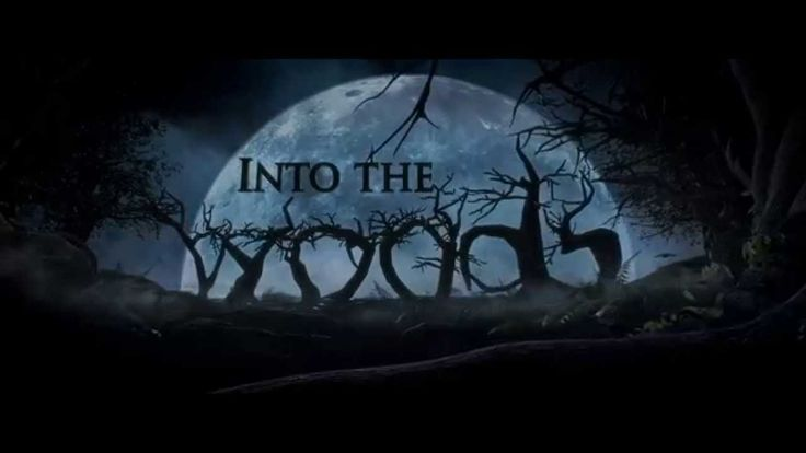A Review: Into The Woods, are you paying attention to the lure?