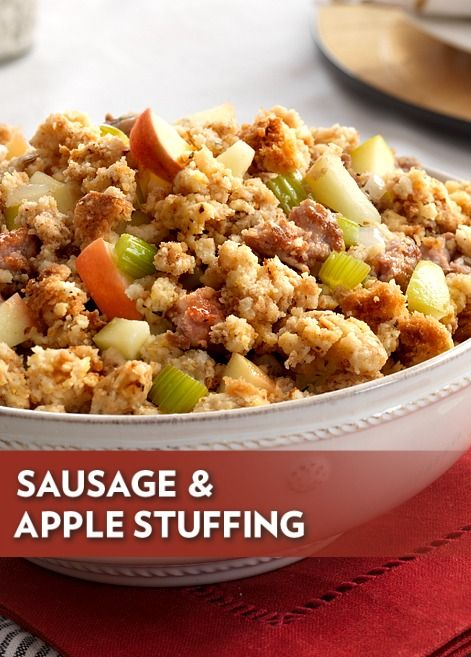 ... - STUFFING on Pinterest | Dressing, Thanksgiving and Dressing recipe