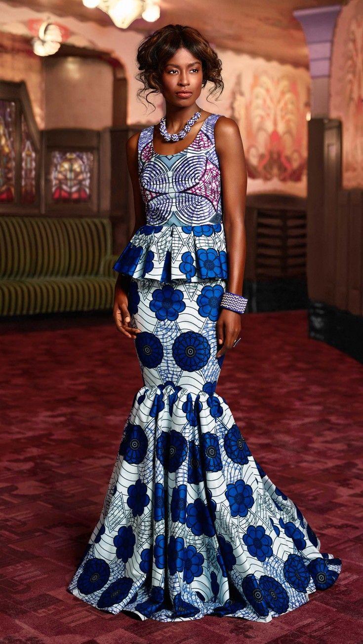6 Ways To Rock African Dresses Prints Kl Nningar Design Och Inspiration