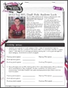 Grade: 9-12 Math: Football Stats Activity...With help from the top draft pick of 2012, your students will calculate and evaluate football stats