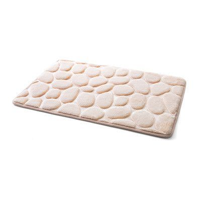 Coral Fleece Memory Foam Bathroom Non-slip Floor Mats