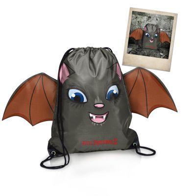 Казалось бы, обычный элемент экипировки любого младшего школьника, однако часто ли вы встречали сумку с крыльями летучей мыши? Такую сумку не забудешь в раздевалке – ведь вряд ли с ней захочется расстаться! Однако сначала ее нужно выиграть… на аукционе 28 октября! Подробности на сайте http://www.drweb.ru/drweb+sony #DrWeb