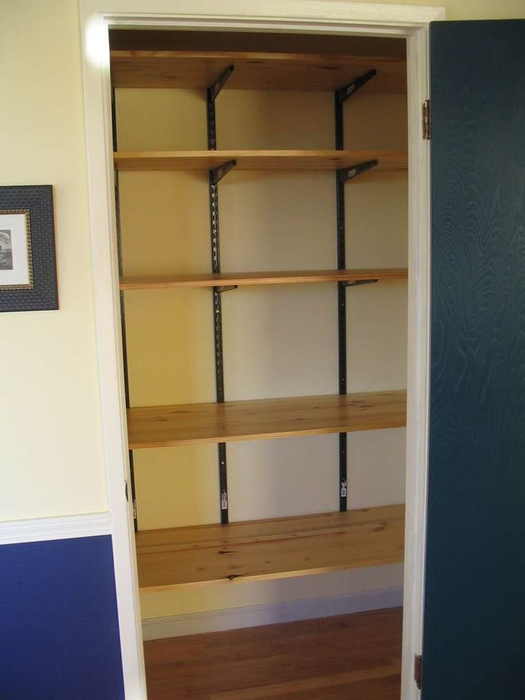 55 best images about diy built ins on pinterest ikea for Kitchen in a closet