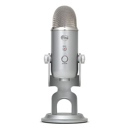 Create great quality recordings right from your home computer with MFs best Yeti microphone - the BLUE Yeti USB Microphone! http://www.musiciansfriend.com/pro-audio/blue-yeti-usb-microphone