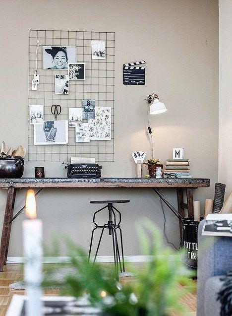 Desktop inspiration board