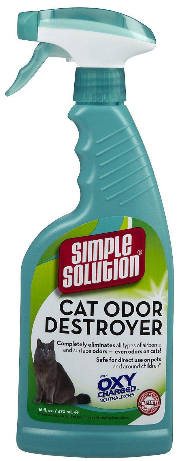 Get Rid Of Cat Odor Yay!! #odordude Odordude