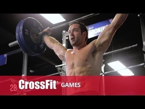 Three-time CrossFit Games champion Rich Froning completes Isabel—30 snatches for time—at 225 lb. Then he registered for the 2014 Reebok CrossFit Games Open. Have you?