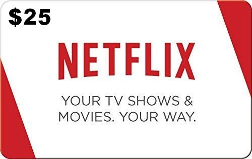 Win a $25 Netflix Gift Card! (05/31) {??} via... sweepstakes IFTTT reddit giveaways freebies contests