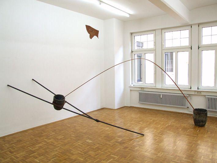 Gilberto Zorio - galerie mueller-roth