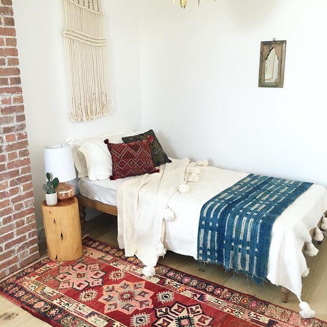 Bedroom by Loom + Kiln