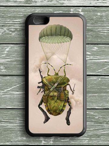 Bugs Military iPhone 6 Plus Case