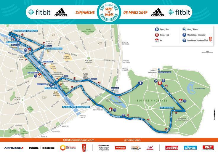 Informations de dernières minutes sur le semi-marathon de Paris 2017 Parcours semi-marathon de Paris 2017 http://www.wanarun.net/blog/parcours-semi-marathon-de-paris-2017-53451.html #semiparis #mdp2017