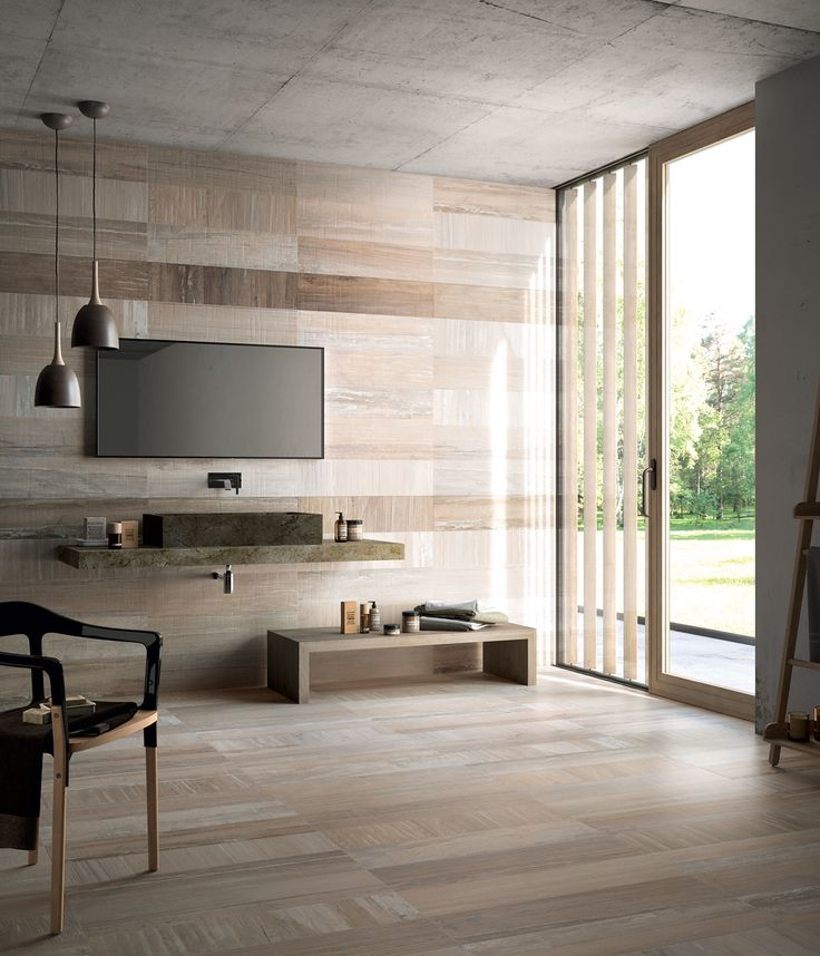 "Bali Light Natural | Porcelaine - Porcelain | Fini naturel - Natural Finish | 8""x67"" 