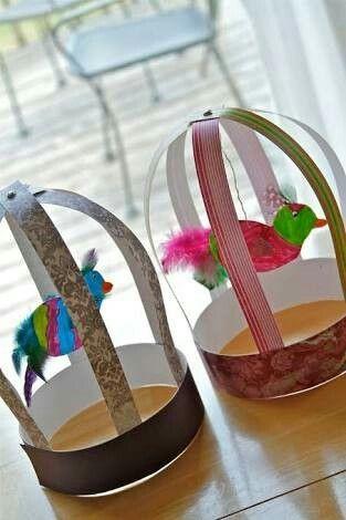 Kuş ve kafes