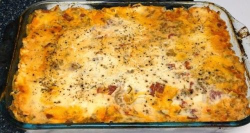 Weight Watchers Delicious Cabbage Casserole, 4 smartpoints: (7 -8 cups cabbage, 15oz. ricotta cheese, onion, canned diced tomatoes & tomato sauce, ground turkey are base.  3 qt. baking dish. Can't wait to try it!)