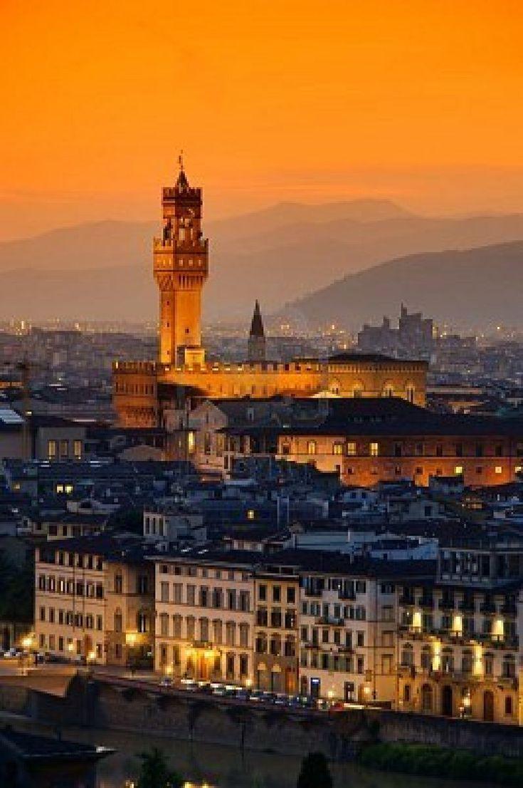 Palazzo Vecchio ~ Florence, Italy